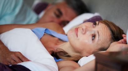 Can Menopause cause Sleep Disorder Breathing?