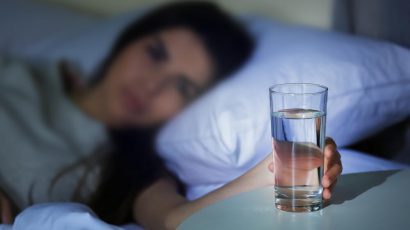 What Hydration Means for Your Sleep Quality